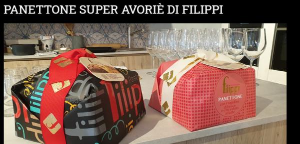 Pasticceria Filippi, ecco il Panettone Super Avoriè Classico