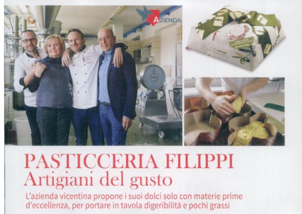 Il gusto artigianale della Pasticceria Filippi