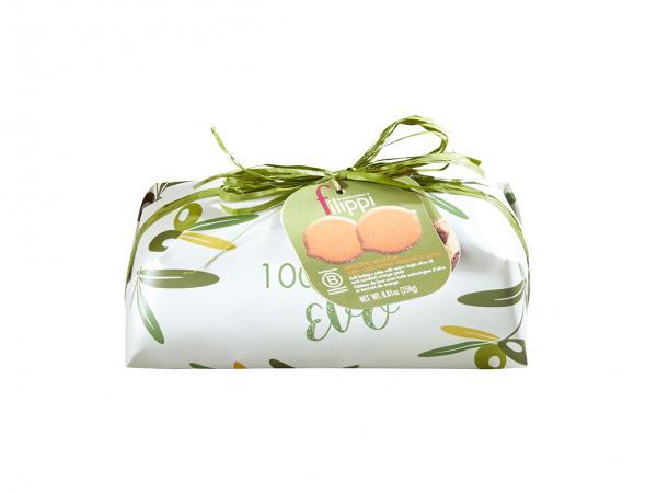 Lingotto arancia 100% olio EVO