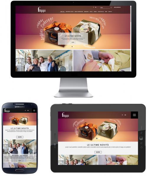 On line il nuovo sito web